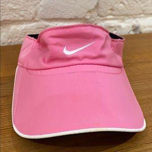 Nike Pink Visor